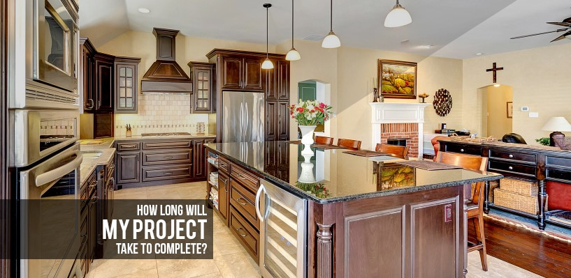 How long will my project take? | Elite Remodeling
